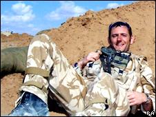 Lance Corporal Stephen Kingscott