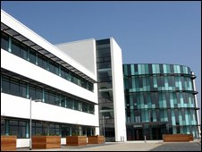 Ellipse building at SA1