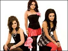Shauna Kavanagh is part of the girl group MNA