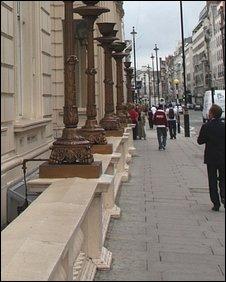 London's Pall Mall