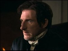 Adrian Dunbar plays Father Conolly in the film