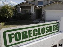 Ejecución hipotecaria de vivienda en EE.UU.