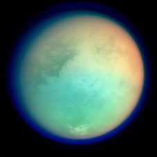 Titan (Nasa/JPL/Space Science Institute)