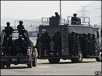 Polic�a mexicana