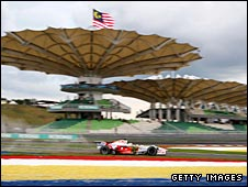 The Sepang Circuit