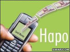 M-Pesa logo