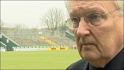 Yeovil chairman John Fry