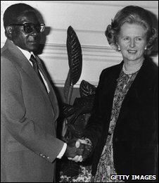 Bbc news africa meeting zimbabwes uncle bob robert mugabe at lancaster house london 1979 platinumwayz