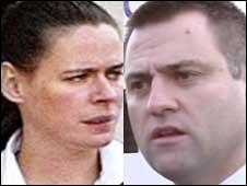 Fiona Cooper and Philip Marshall