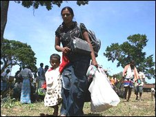 Sri Lanka civilians