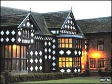 Ordsall Hall (pic:MEN Syndication)