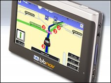 Photo of the BB Nav