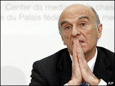 Hans-Rudolf Merz (19 February 2009)