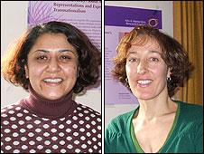 Drs Kanwal Mand and Katy Gardner
