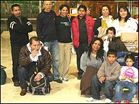 Ecuatorianos en España. Foto de Archivo.