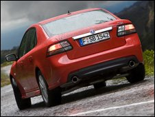 Saab 9-3 Saloon