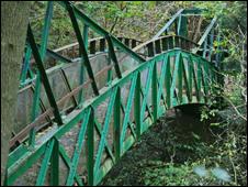 Gunners Pool Bridge