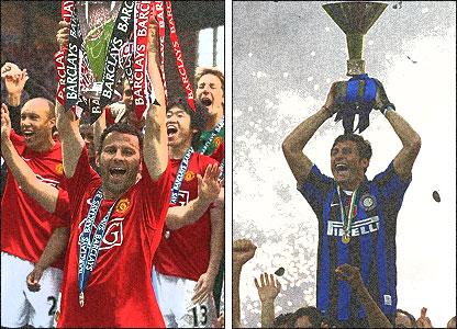 BBC SPORT | Football | Europe | Premier League v Serie A