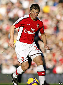 Andriy Arshavin, Arsenal