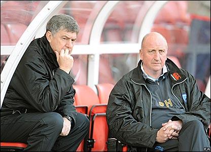 Brian Kidd, Paul Hart, Portsmouth
