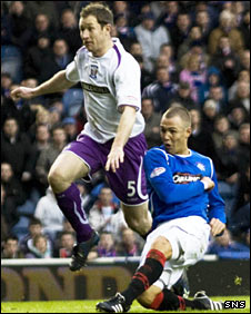 Frazer Wright and Kenny Miller