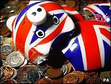 A piggy-bank