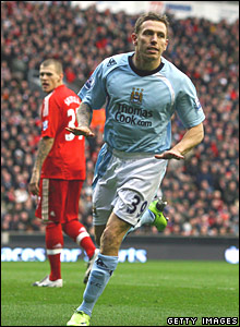Craig Bellamy, Manchester City