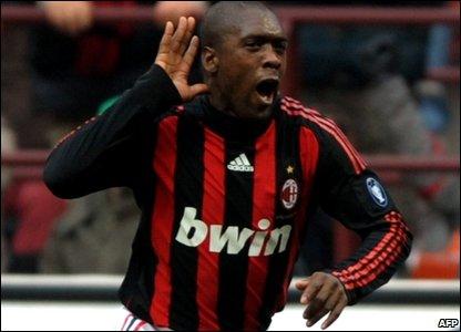 Grand Seedorf , le Milan se rapproche de l'Inter !!! dans Actualités _45501519_seedorf