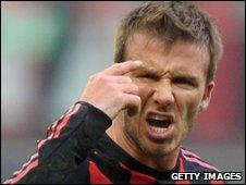 Dacvid Beckham