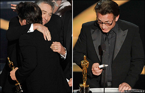 Sean Penn and Robert DeNiro