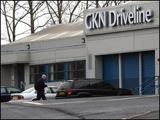GKN Driveline, Aldridge, Walsall