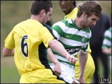 Celtic reserves