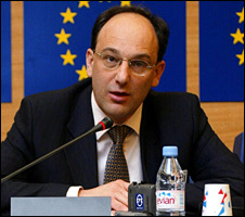 Peter Caruana (Photo: Chief Minister's office)