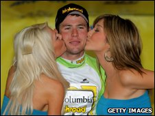 Mark Cavendish: Getty Images