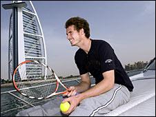 (Credit: Barclays Dubai Tennis Championships)