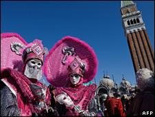 Venice carnival (15 February 2009)
