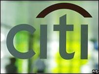 Logotipo de Citi