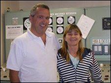 Stuart Armstrong and Andrea Davison