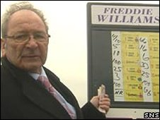 'Fearless' Freddie Williams