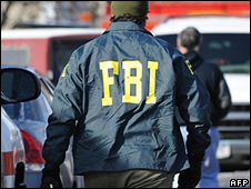 FBI agent (file photo)