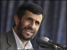 President Ahmadinejad,