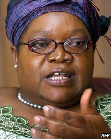 "Joyce ""Spill Blood"" Mujuru"