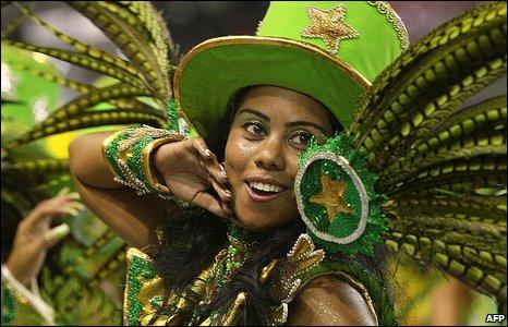 Mocidade de Padre Miguel samba school