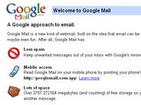 Gmail screen shot