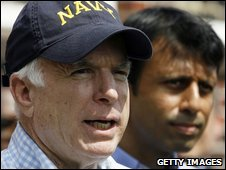 Senator McCain and Governor Jindal