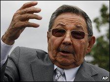 Raul Castro (Jan 2009)