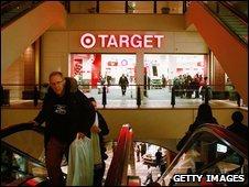 A Target shop