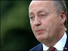 NI Secretary Shaun Woodward