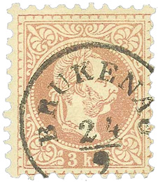 Krone Green issued in error in Red
