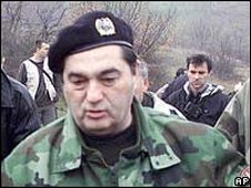 Gen Nebojsa Pavkovic. File photo